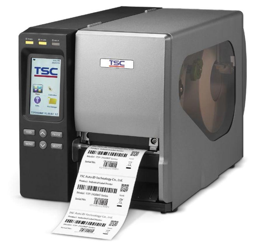 Průmyslová tiskárna etiket TSC TTP-2410MT