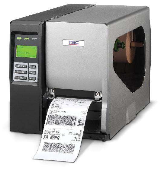 Průmyslová tiskárna etiket TSC TTP-246M