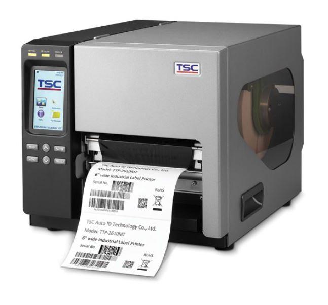 Průmyslová tiskárna etiket TSC TTP-2610MT, šířka tisku 168mm